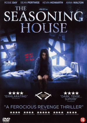 Zeno Pictures   The Seasoning House dvd front 298