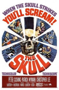 The Skull   The Skull poster 199x300 reviews horror