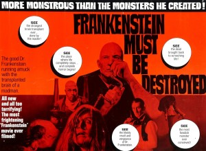 Frankenstein Must Be Destroyed   frankenstein must be destroyed poster 02 flat 300x220 reviews horror
