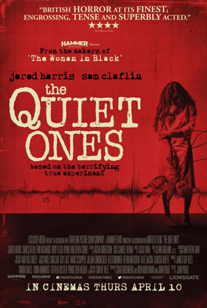 BIFFF 2014   the quiet ones poster 02