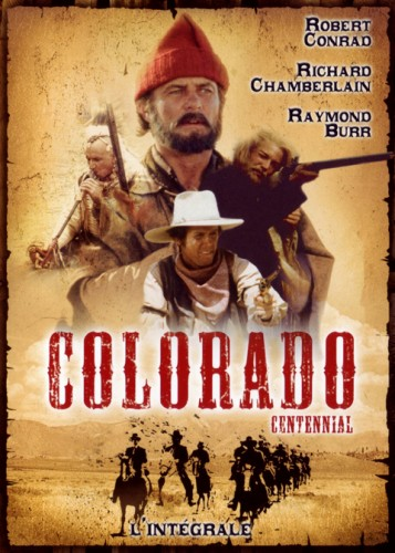 Centennial   Colorado centennial l integrale dvd 3 et 4 357x500 western romance reviews drama action