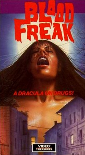 Blood Freak   blood freak poster 274x500 reviews horror