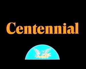 Centennial   title card 300x240 western romance reviews drama action