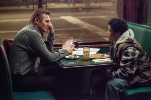 A Walk Among The Tombstones   AWATT Neeson and boy 300x199 thriller reviews reviews drama action