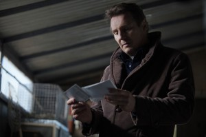 A Walk Among The Tombstones   AWATT Neeson and papers 300x199 thriller reviews reviews drama action