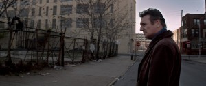 A Walk Among The Tombstones   AWATT Neeson in street 300x126 thriller reviews reviews drama action