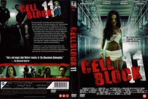 Cellblock 11   Cell Block 11 dvd sleeve 300x200 reviews drama action
