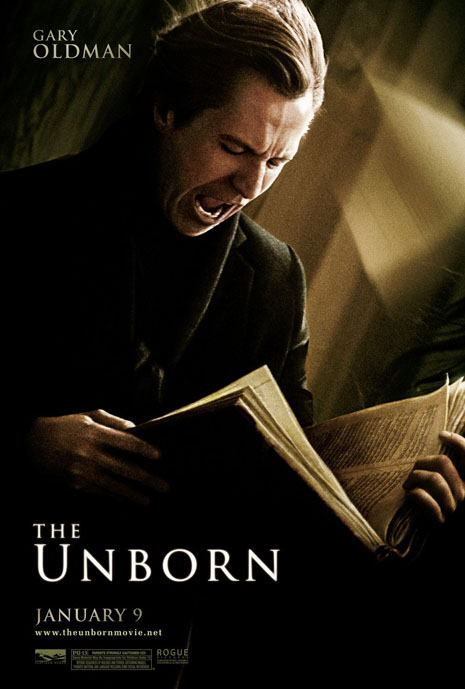 Rating for the unborn movie