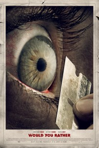 Would You Rather   Would You Rather 2012 poster 02 CR 202x300 thriller reviews reviews horror