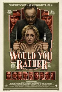 Would You Rather   Would You Rather 2012 poster 03 CR 202x300 thriller reviews reviews horror