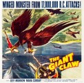 The Giant Claw   giant claw poster 1 122x120 sci fi reviews horror