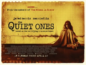 The Quiet Ones   the quiet ones poster 03 300x225 reviews horror