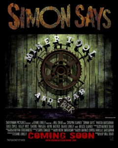 Simon Says   Simon Says poster CR 240x300 reviews horror