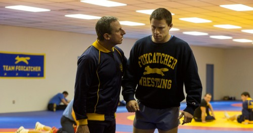 Foxcatcher free tickets   Foxcatcher film still CR 500x264 news