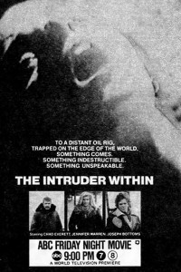 The Intruder Within   The Intruder Within poster 01 200x300 reviews horror