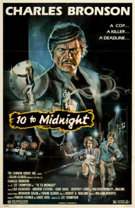 10 To Midnight   10 to midnight movie poster CR 195x300 thriller reviews reviews drama