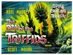 Dr. AC watches 5 Offscreen 2015 flicks     Day of the Triffids poster 01 150x113 thriller reviews sci fi reviews musical horror drama comedy action