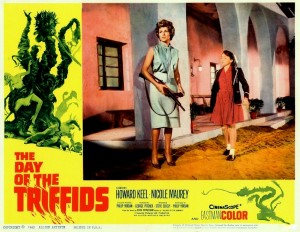 Dr. AC watches 5 Offscreen 2015 flicks     Day of the Triffids still card 02 300x232 thriller reviews sci fi reviews musical horror drama comedy action