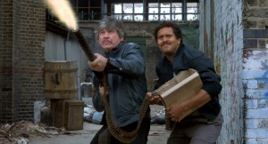 Death Wish 3   Death Wish 3 03 flamethrower 300x162 thriller reviews reviews drama action