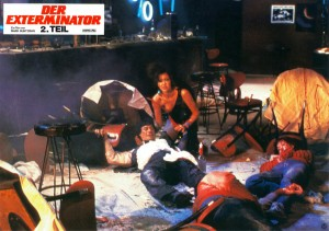 Exterminator 2   Exterminator 2 lobby card 02 300x211 thriller reviews reviews drama action