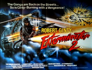 Exterminator 2   Exterminator 2 poster 03 CR 300x229 thriller reviews reviews drama action