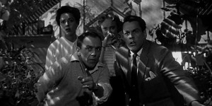 Invasion of the Body Snatchers (1956)   Invasion of the Body Snatchers 1956 greenhouse 300x150 sci fi reviews horror drama