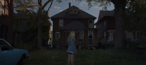 It Follows   It Follows house eve 300x135 reviews horror