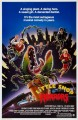 Dr. AC watches 5 Offscreen 2015 flicks     Little Shop Of Horrors 1986 poster 01 78x120 thriller reviews sci fi reviews musical horror drama comedy action