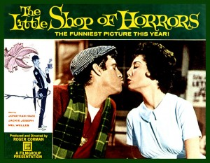 Dr. AC watches 5 Offscreen 2015 flicks     The Little Shop Of Horrors 1960 still card 01 300x233 thriller reviews sci fi reviews musical horror drama comedy action
