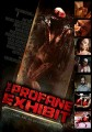 The Profane Exhibit   The Profane Exhibit poster 02 84x120 reviews horror