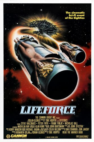 Lifeforce   lifeforce poster CR 332x500 sci fi reviews horror