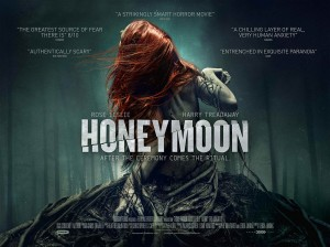 Honeymoon   Honeymoon poster UK 300x224 reviews horror