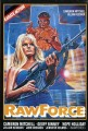 Raw Force   Raw Foice Poster 2 81x120 reviews horror action