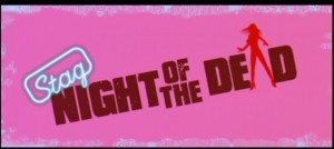 Stag Night of the Dead   stagnightofthedead title 300x134 reviews horror comedy