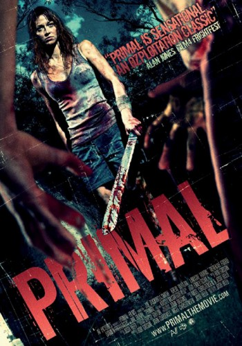 Primal   Primal 2010 poster CR 350x500 reviews horror