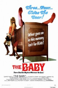 The Baby   CR baby poster 197x300 thriller reviews reviews horror drama