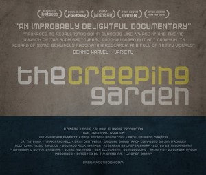 The Creeping Garden   The Creeping Garden poster blurb 300x254 reviews documentary