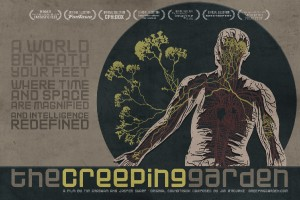 The Creeping Garden   The Creeping Garden poster quad 300x200 reviews documentary